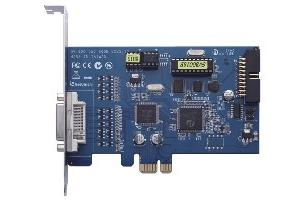 GeoVision GV-650/16 - PCI-Ex, 16x wideo, 2x audio, H.264