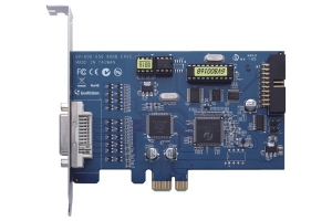 GeoVision GV-650/4 PCI, 4x wideo, 2x audio, H.264